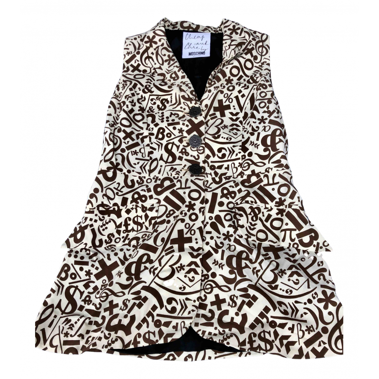 Moschino Cheap And Chic - Pull   pour femme