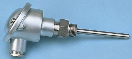 RS PRO 3 wire PT100 Sensor, -50°C min +250°C max, 500mm Probe Length x 8mm Probe Diameter