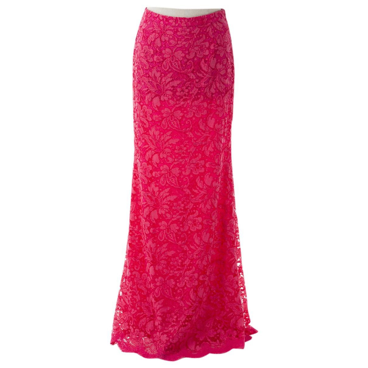 Emilio Pucci - Jupe   pour femme en coton - rose