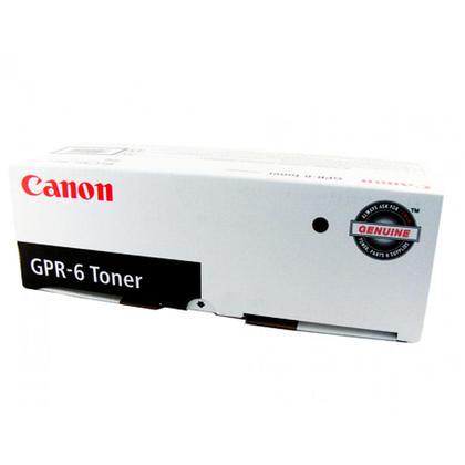 Canon GPR6 6647A003AA cartouche de toner originale noire