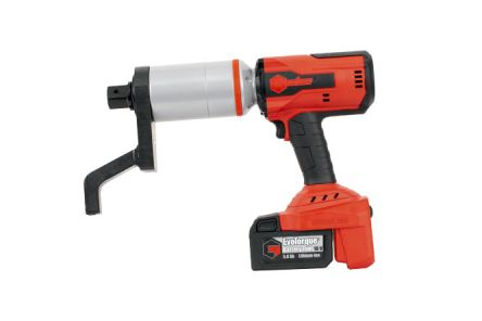 Norbar Torque Tools EBT-72-2700 Auto 2 Speed Cordless Torque Wrench, 400Nm- 2700Nm, 1 in Drive, 2 Type G - British 3-pin