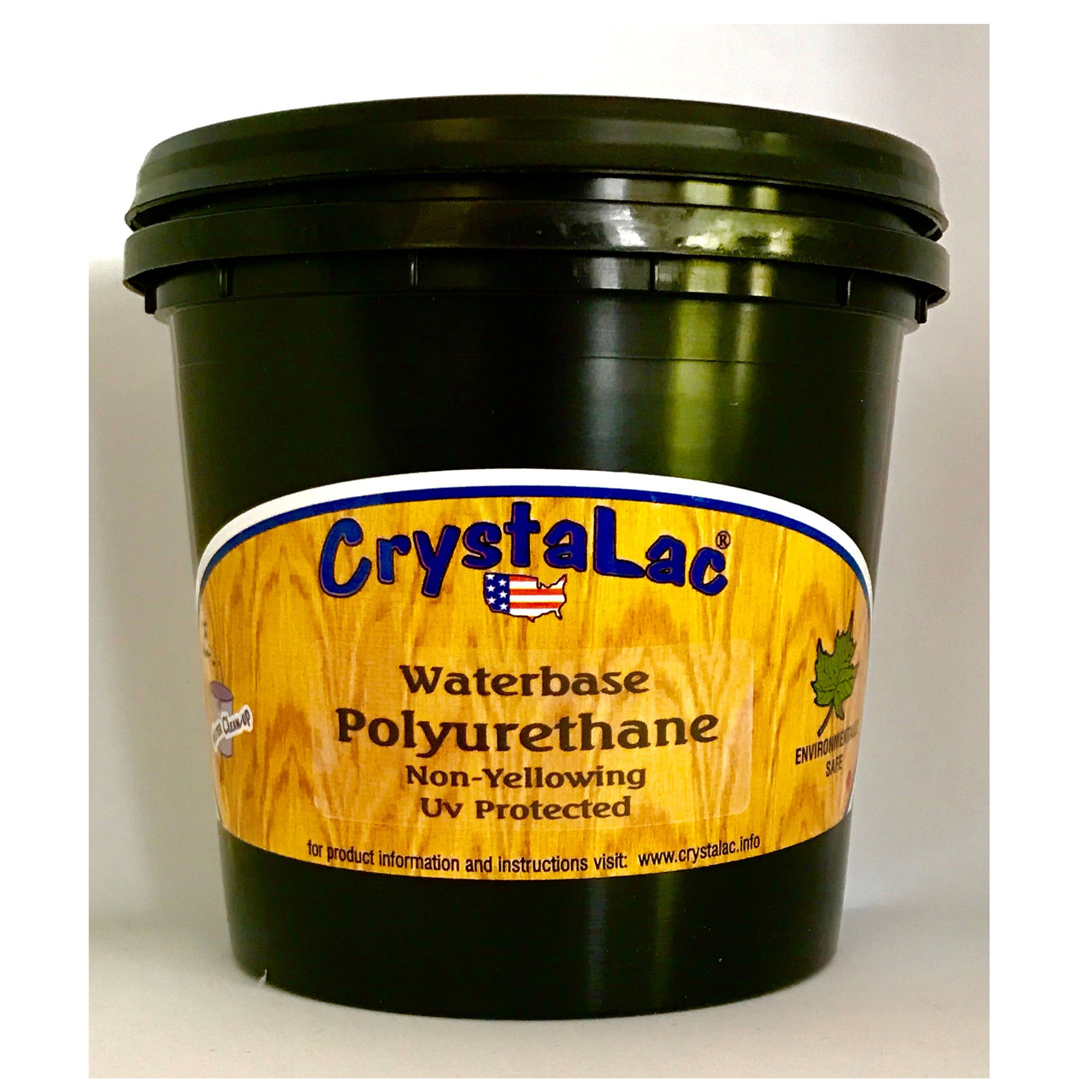 Waterbase Polyurethane Gloss Pint