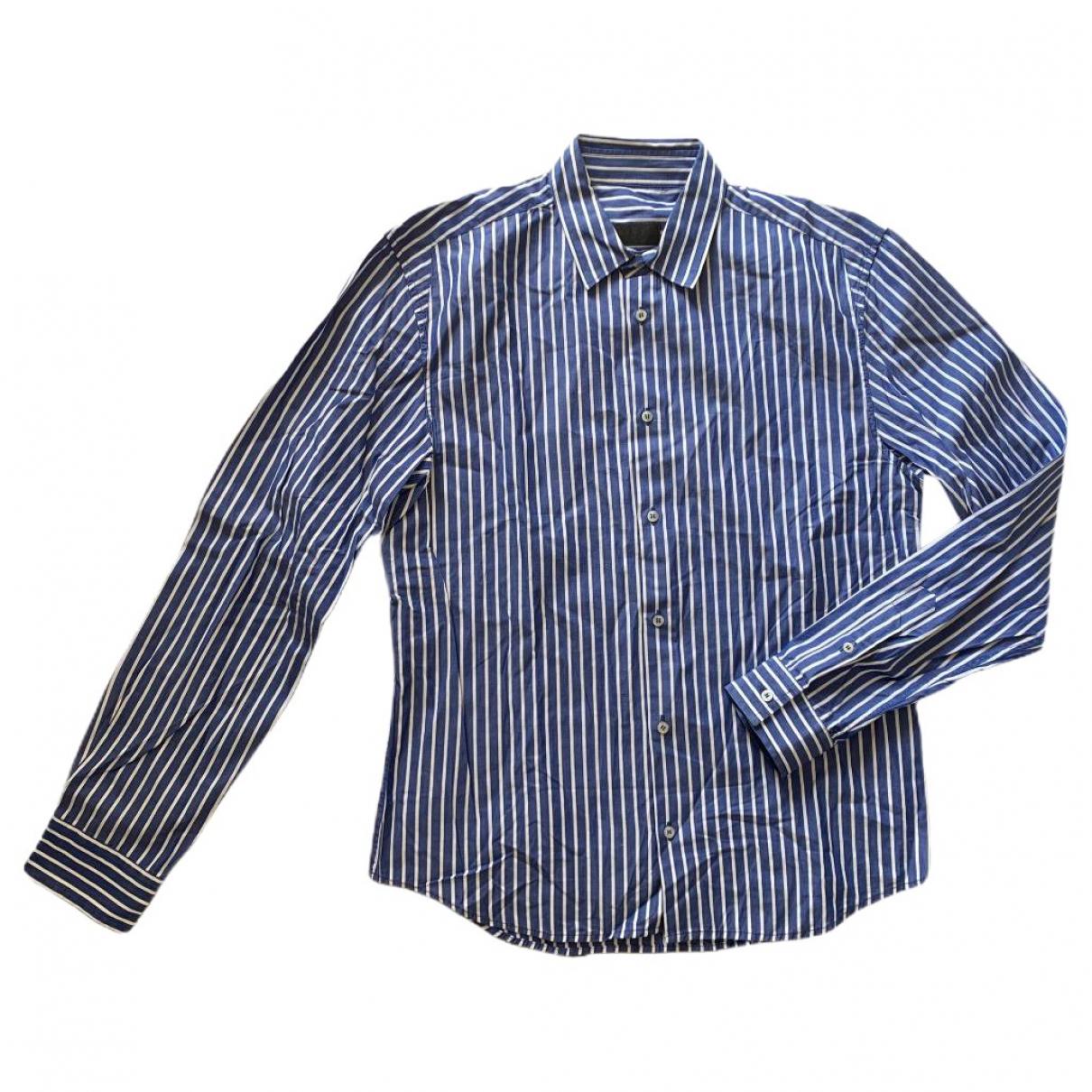 John Richmond - Chemises   pour homme en autre - bleu