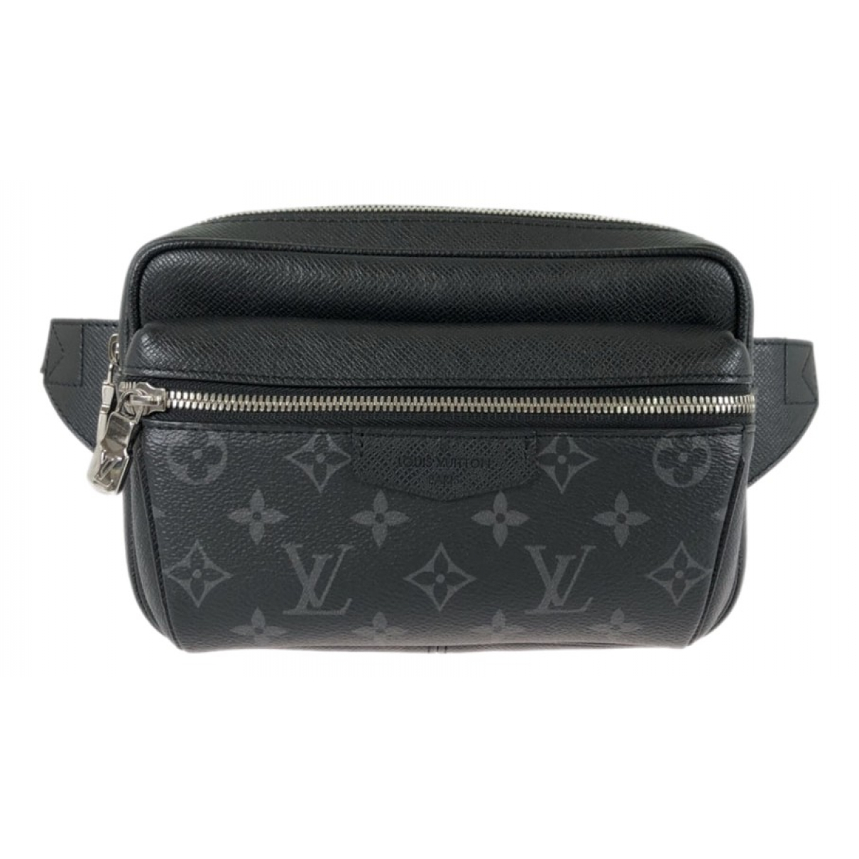 Louis Vuitton - Sac   pour homme en toile - noir