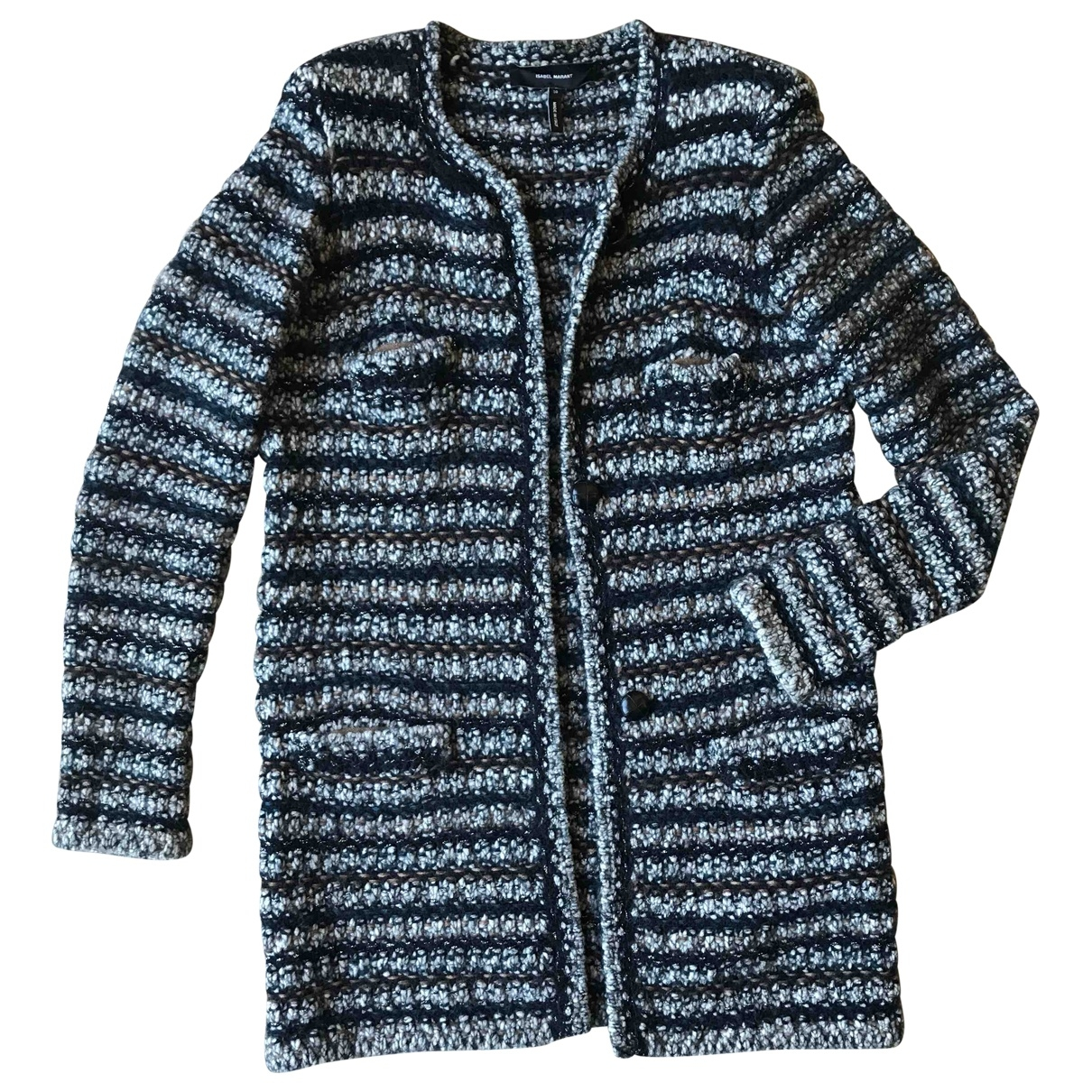 Isabel Marant \N Pullover in  Bunt Wolle