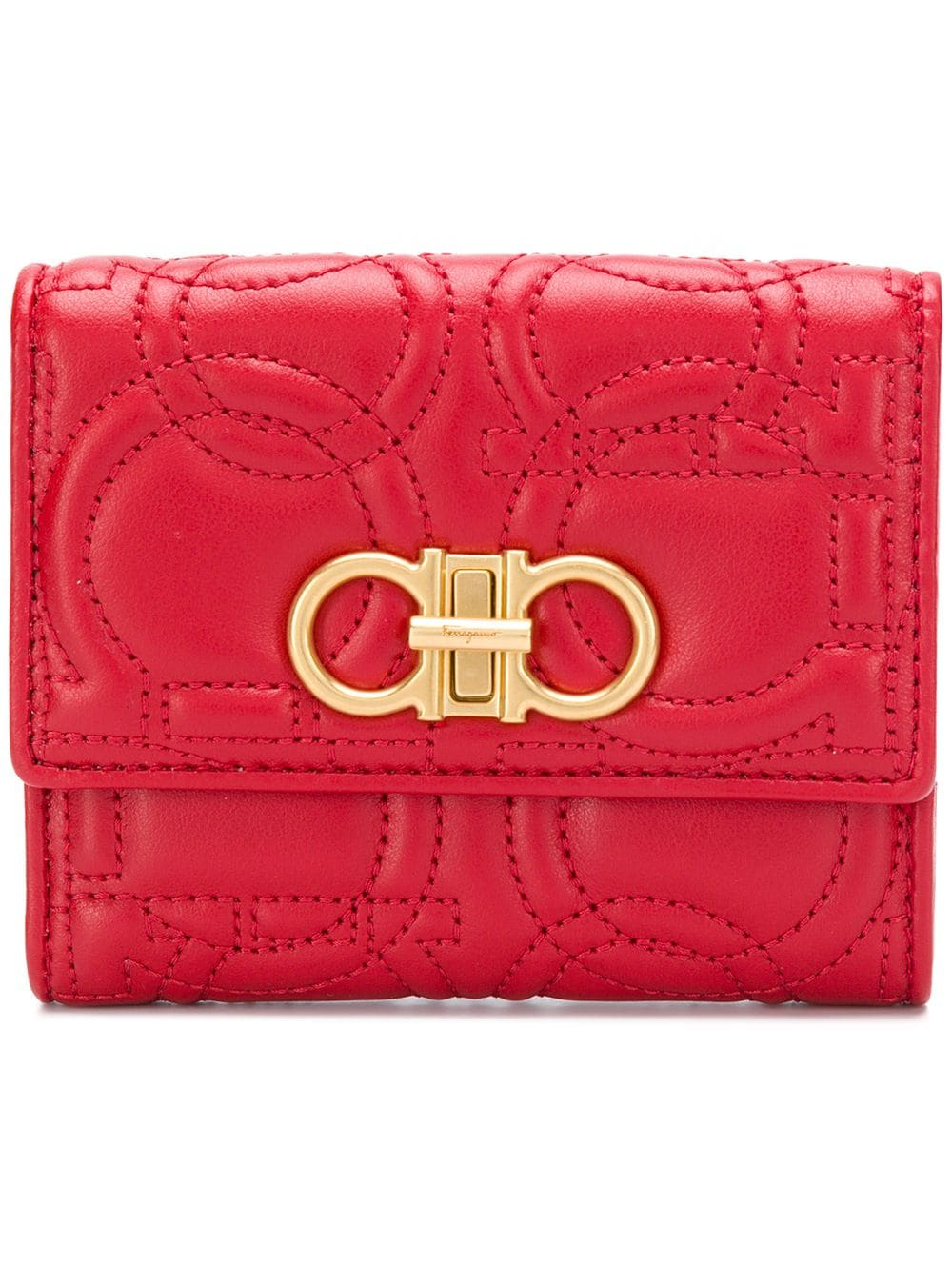 Gancino Quilting Leatehr Wallet