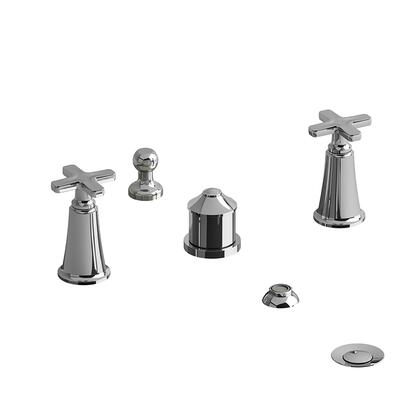 Momenti MMRD09XC 4-Piece Bidet Faucet with Integrated Vacuum Breaker  in
