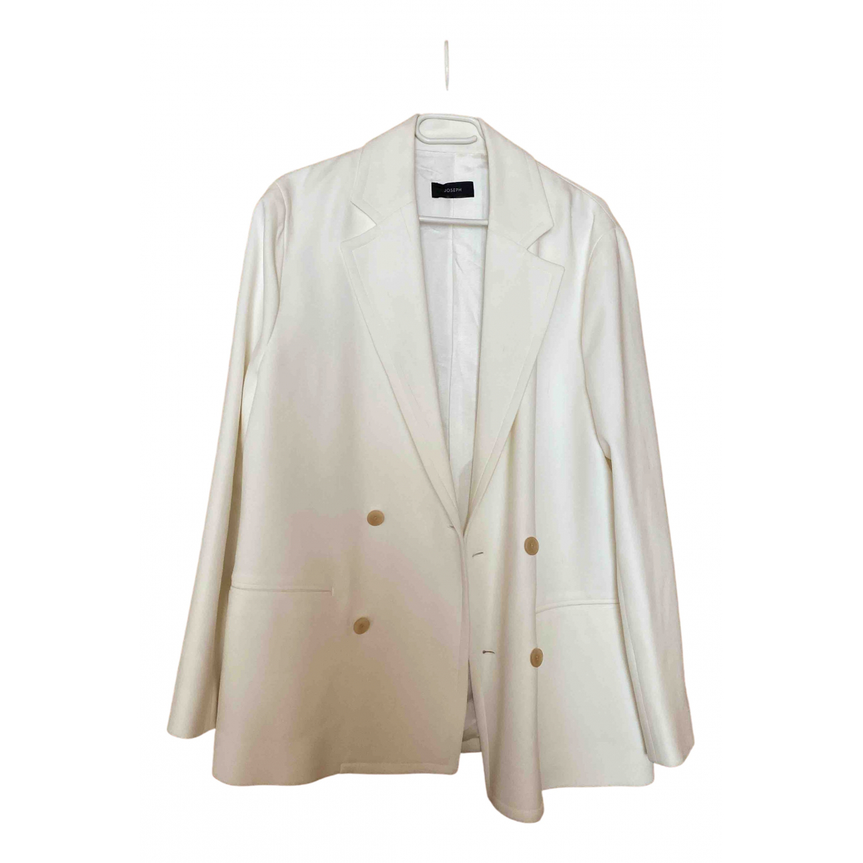 Joseph \N White jacket for Women 40 FR