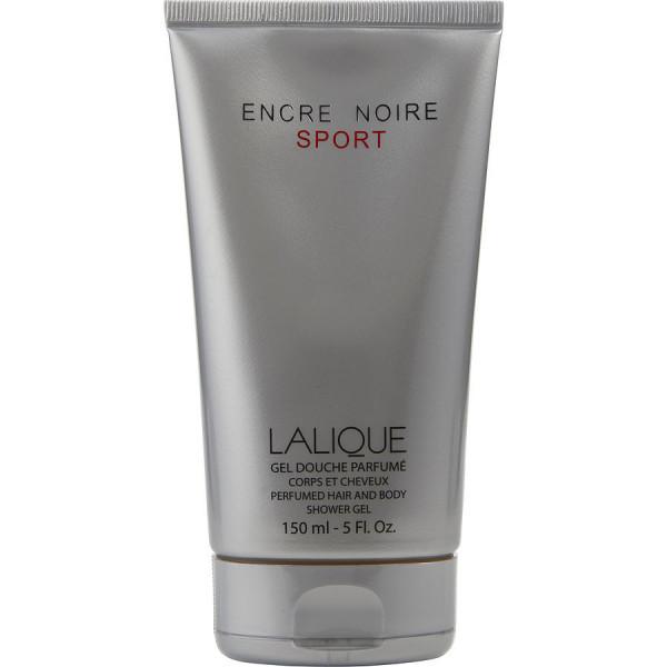 Encre Noire Sport - Lalique Gel de ducha cuerpo y cabello 150 ml