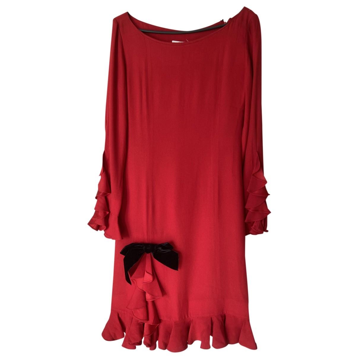 Balenciaga - Robe   pour femme - rouge