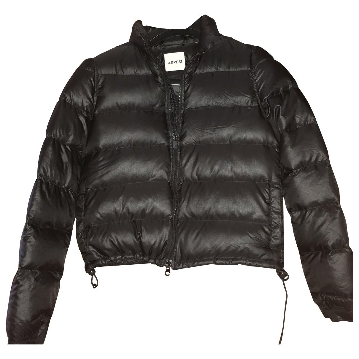 Aspesi \N Black coat for Women S International