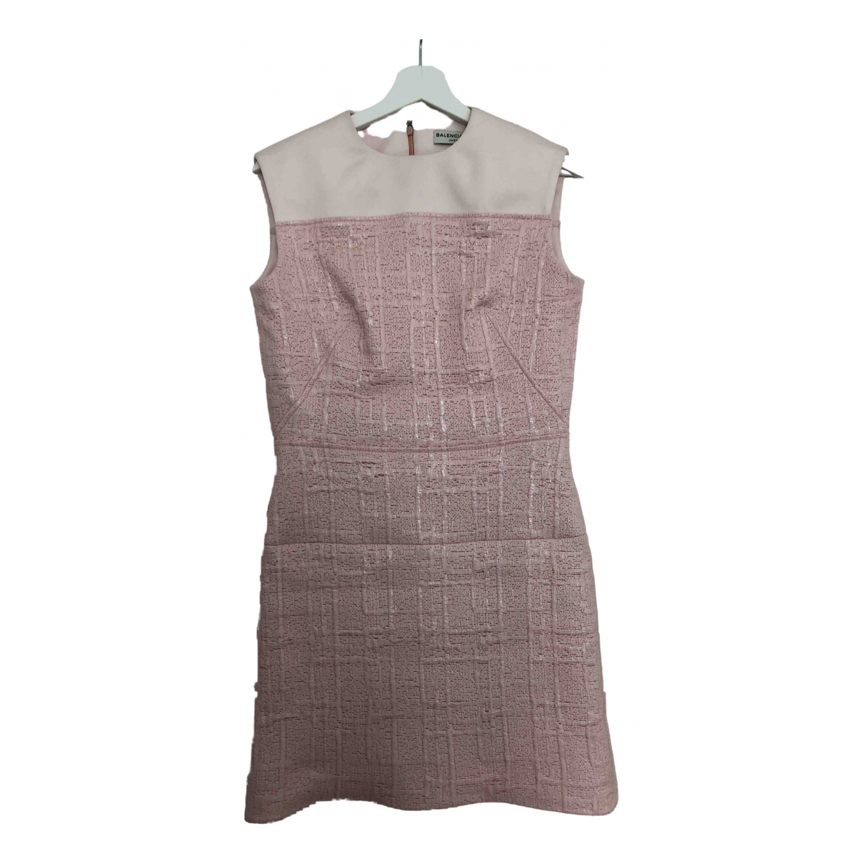 Balenciaga \N Pink dress for Women 40 FR