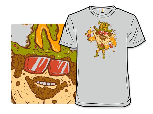 Nacho Man Randy Salvaje T Shirt