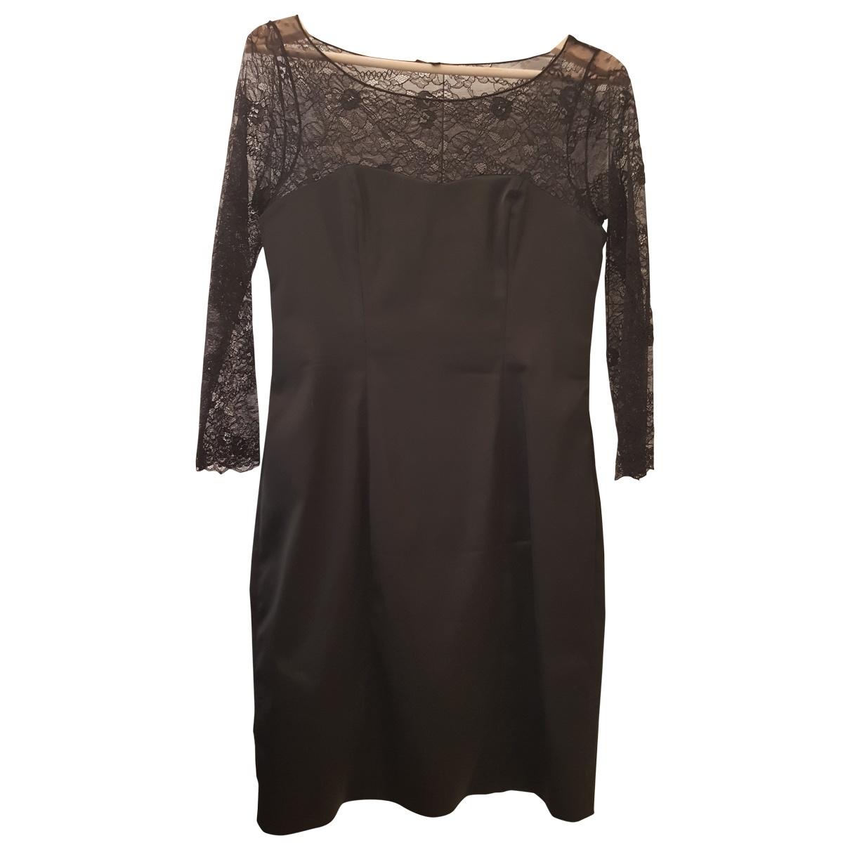 La Perla \N Black Lace dress for Women 42 IT