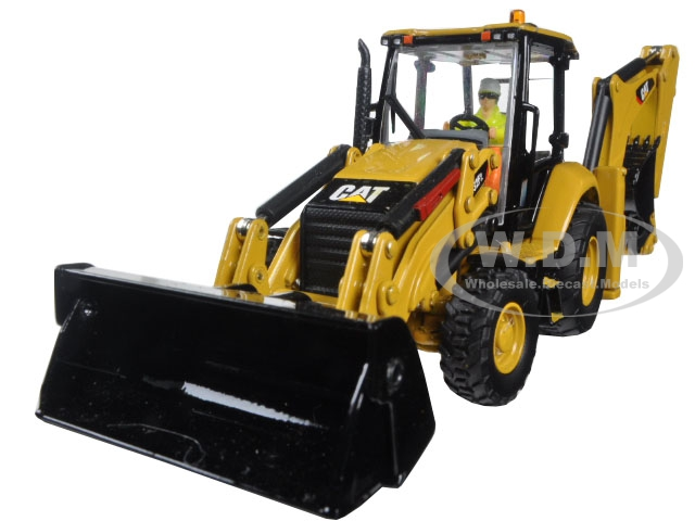 CAT Caterpillar 432F2 Backhoe Loader with Operator