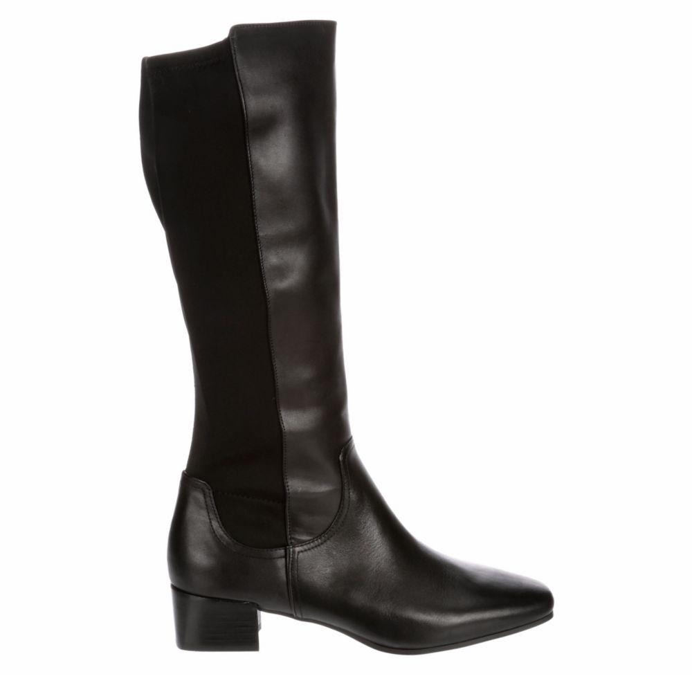 Adrienne Vittadini Womens Cecil Tall Boot
