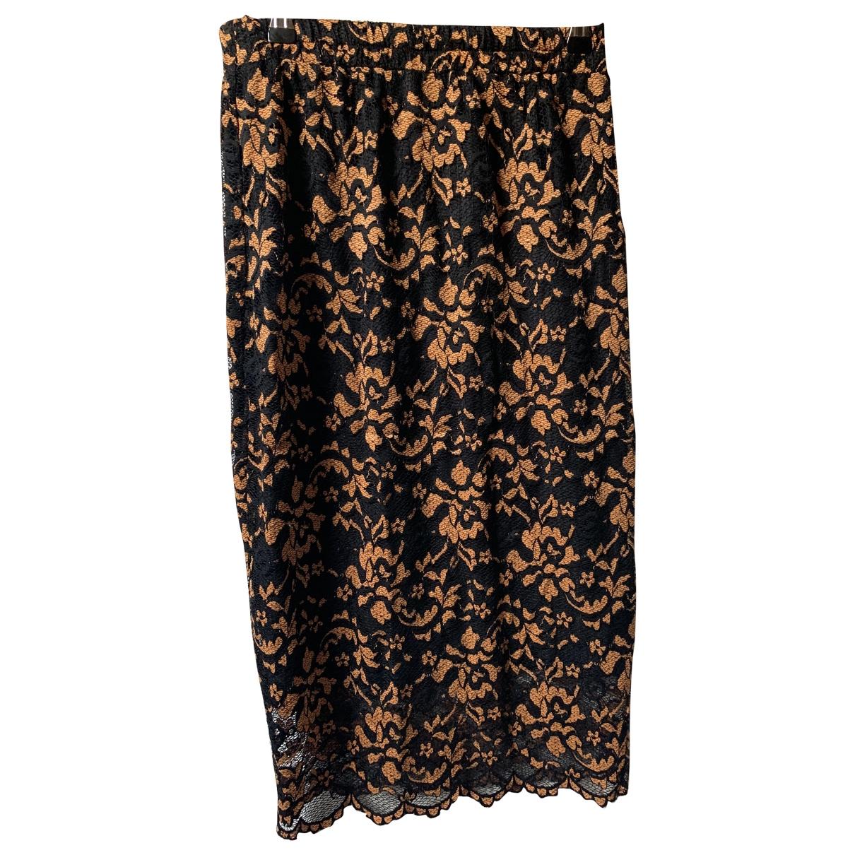 Ganni \N Black skirt for Women M International