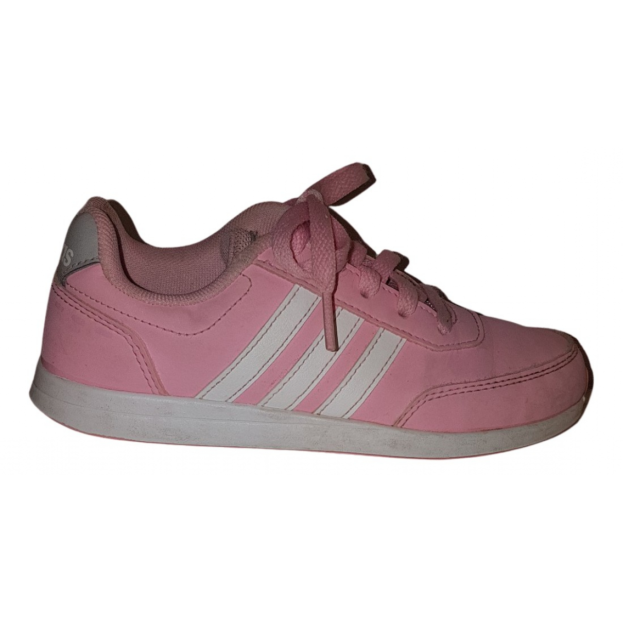 Adidas \N Sneakers in  Rosa Polyester
