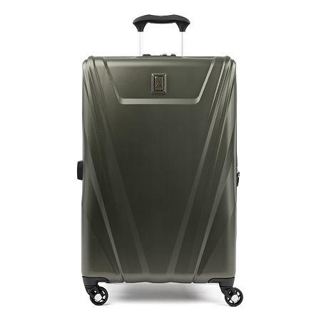 TravelPro Maxlite 5 25 Inch Hardside Lightweight Luggage, One Size , Green
