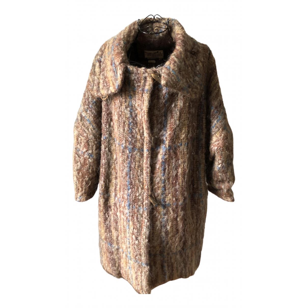 Hermes \N Maentel in  Bunt Wolle