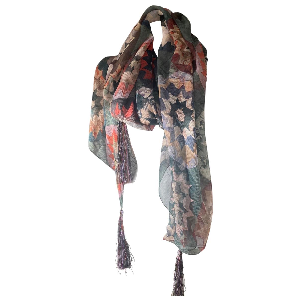 Chloé \N Multicolour Silk scarf for Women \N