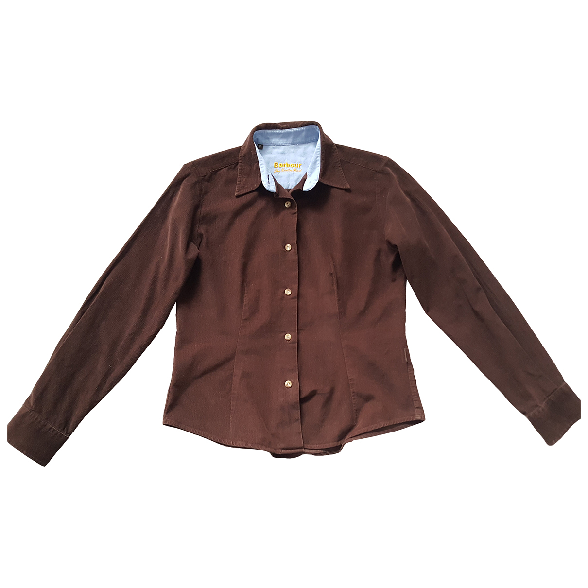 Barbour N Brown Cotton  top for Women S International