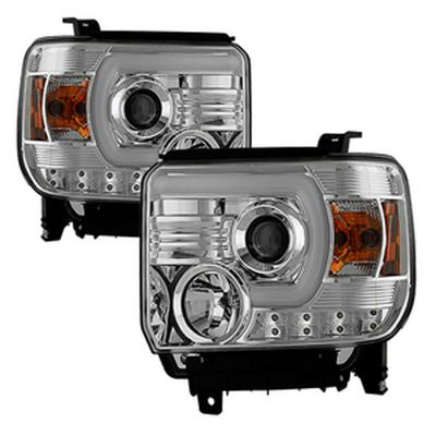 Spyder Auto Group Projector Headlights - 5080868