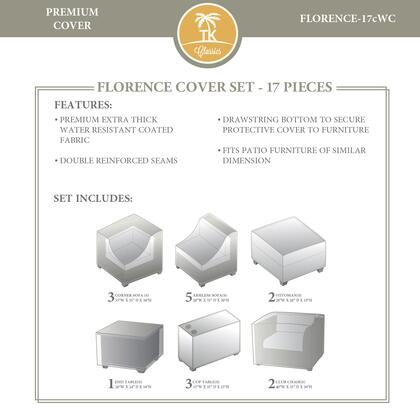 FLORENCE-17cWC Protective Cover