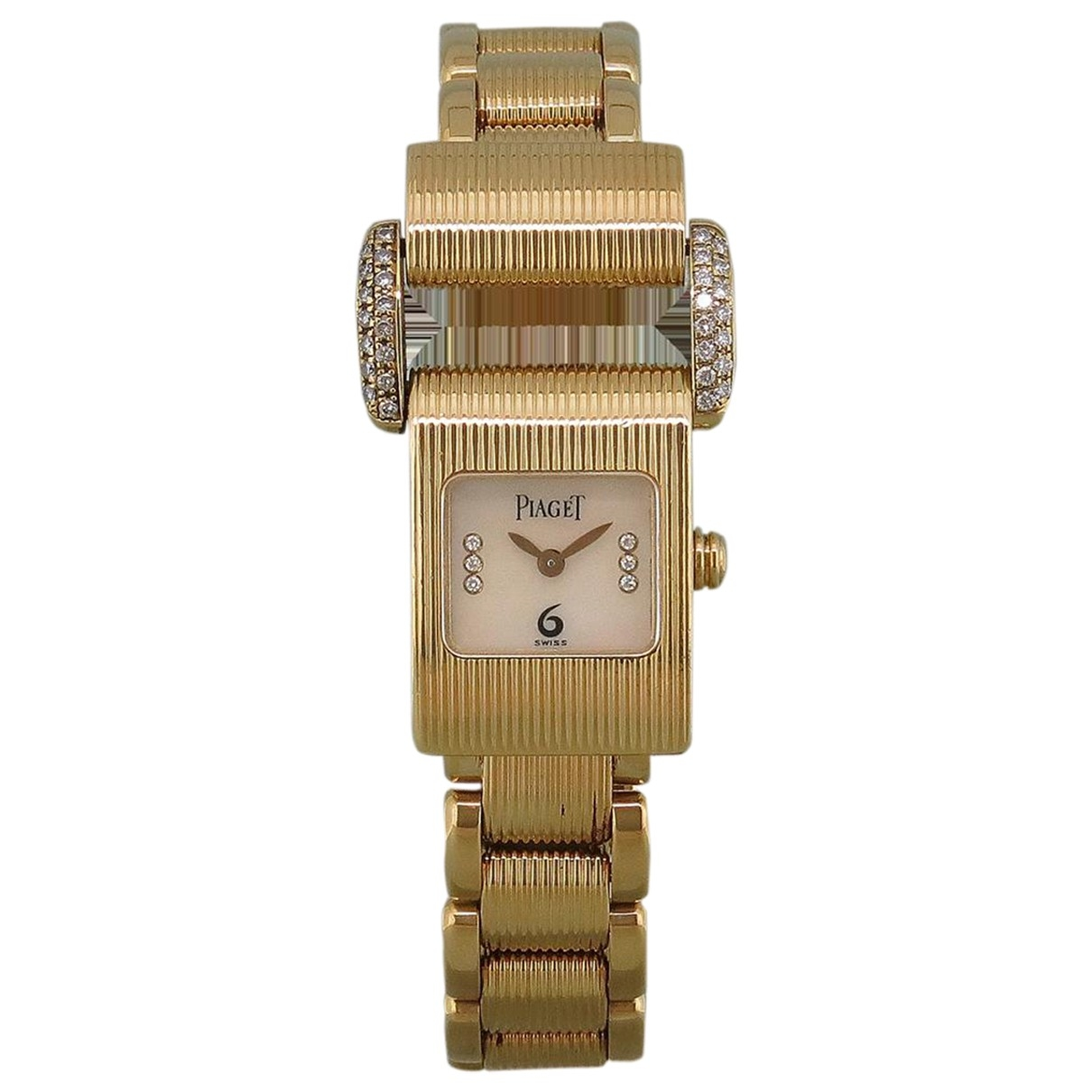 Piaget Protocole Gold Yellow gold watch for Women \N