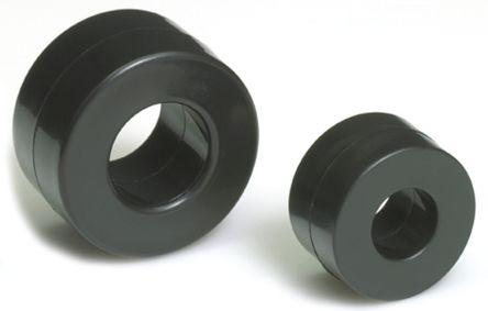 KEMET Ferrite Ring, 15 Dia. x 12mm, For Consumer Electronics, Apertures: 1, Diameter 10.5mm (5)