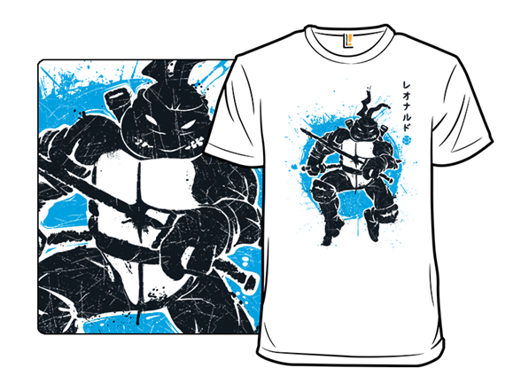 Katana Warrior T Shirt