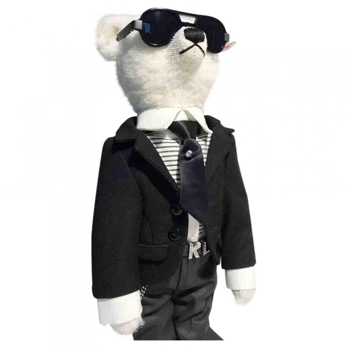 Karl Lagerfeld - Objets & Deco   pour lifestyle en fourrure synthetique - blanc