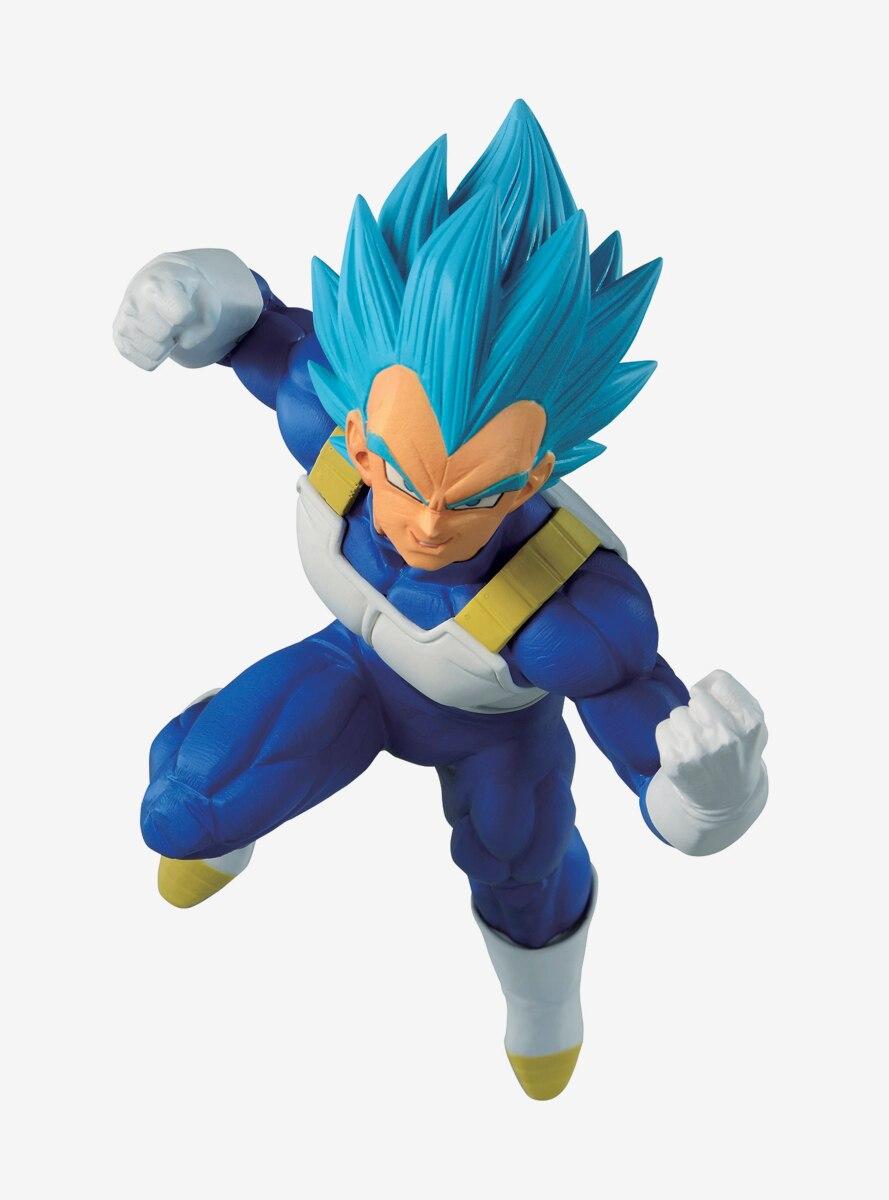Bandai Tamashii Nations Dragon Ball Z Dokkan Battle Super Saiyan God Super Saiyan Vegeta Ichiban Collectible Figure