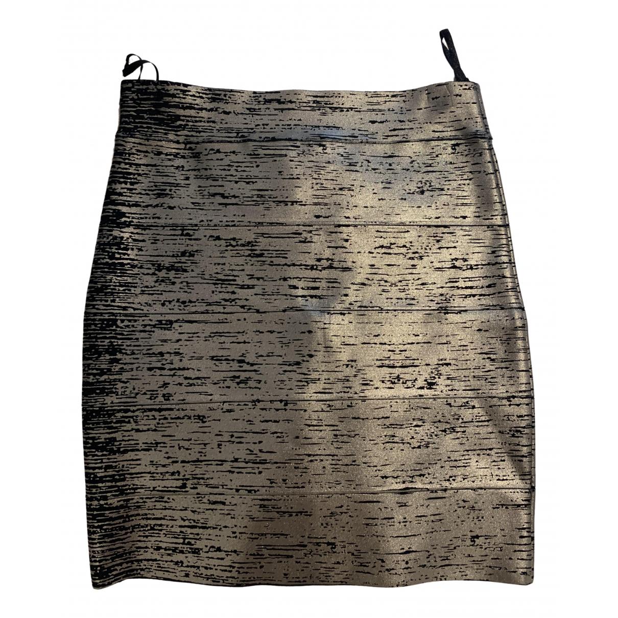 Bcbg Max Azria N Metallic skirt for Women M International