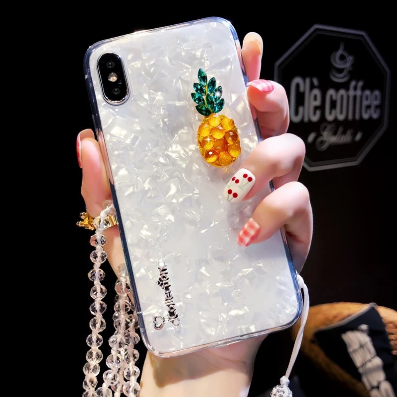 Ericdress Solt Silica Gel Fruits Phone Case