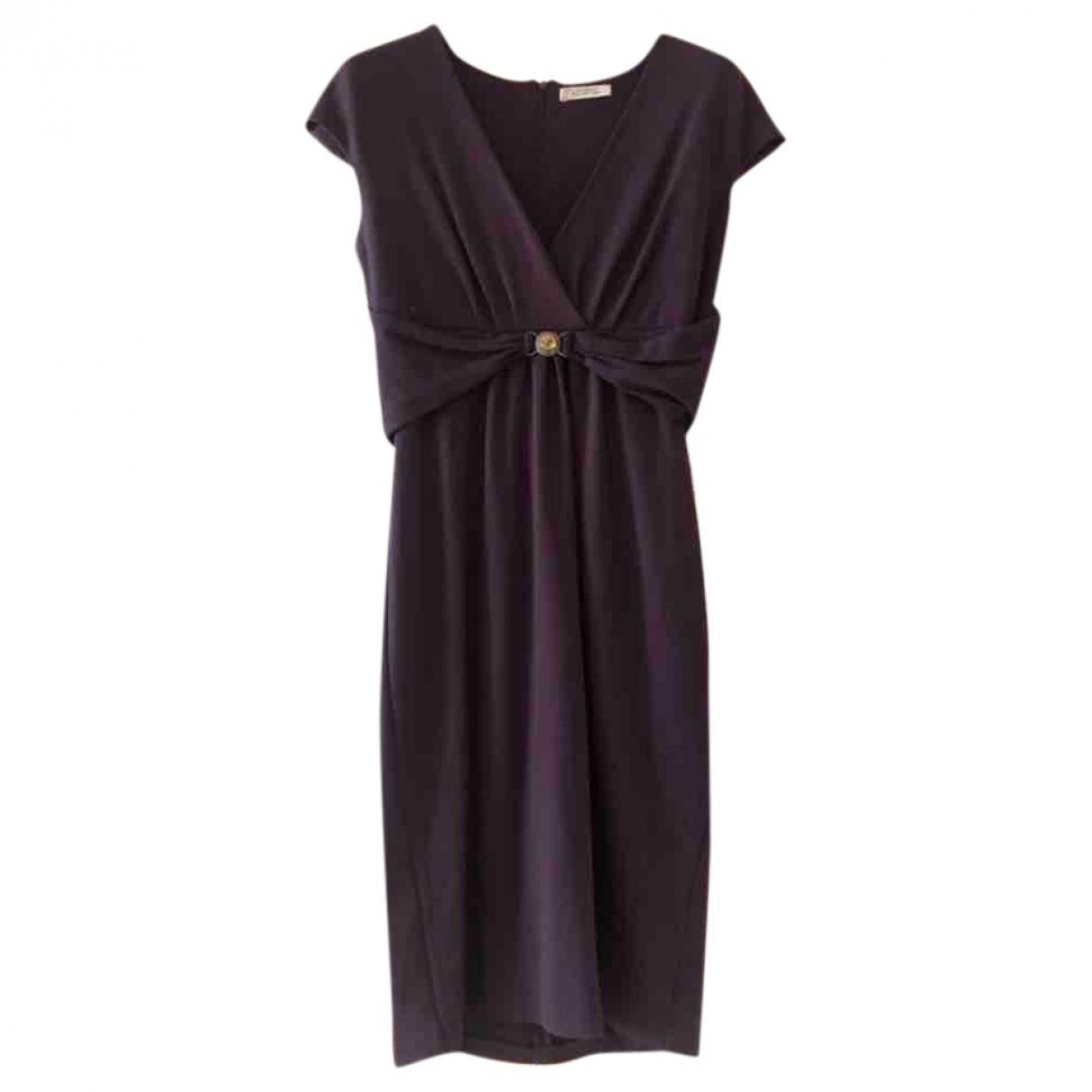 Versace - Robe   pour femme - bordeaux