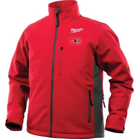 Milwaukee M12™ Heated ToughShell™ Jacket Only L (Red)