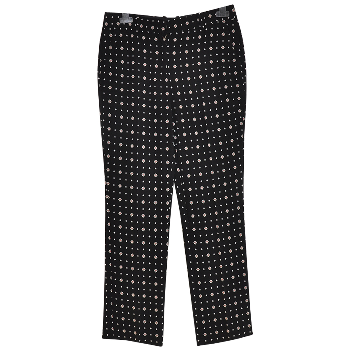 Givenchy \N Black Trousers for Women 38 FR