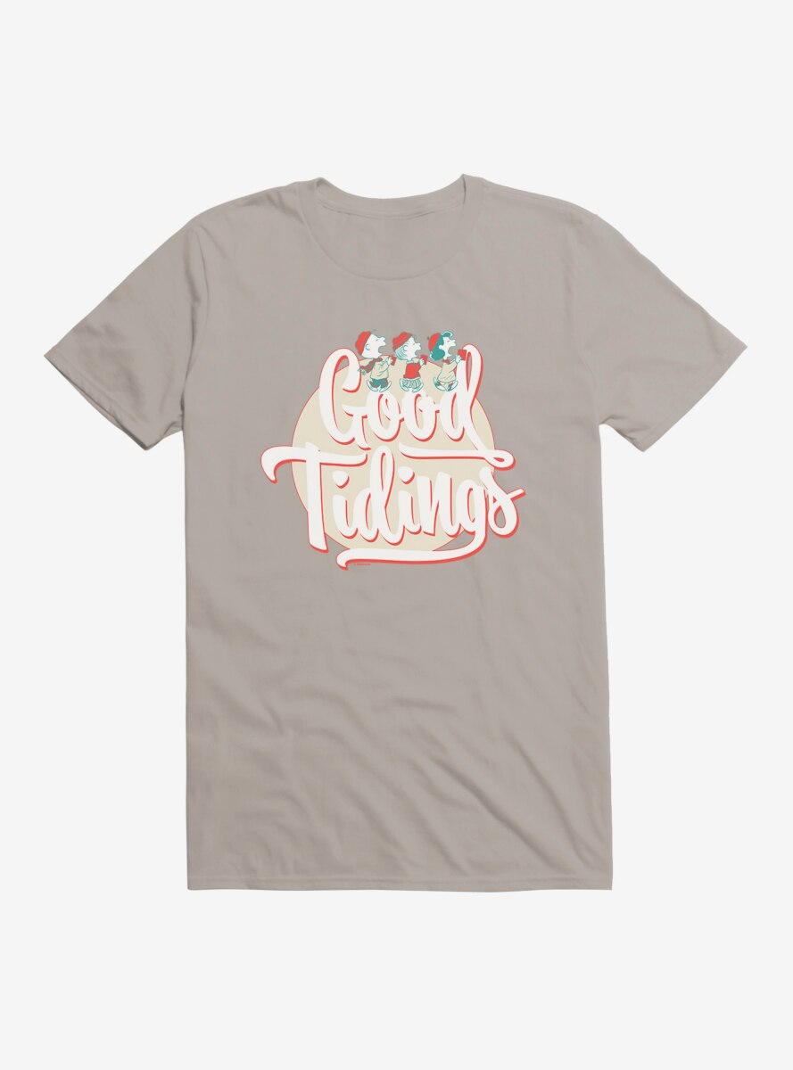 Peanuts Vintage Good Tidings T-Shirt