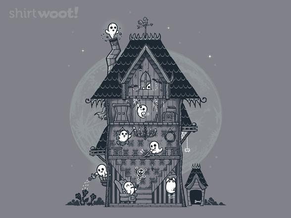 Haunted Housework T Shirt