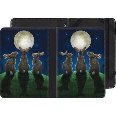 PocketBook Touch 622 eBook Reader Huelle - Moonshadows von Lisa Parker