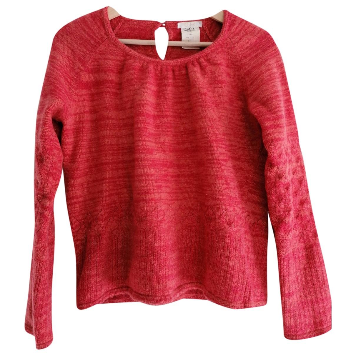Chloé \N Red Wool Knitwear for Women S International