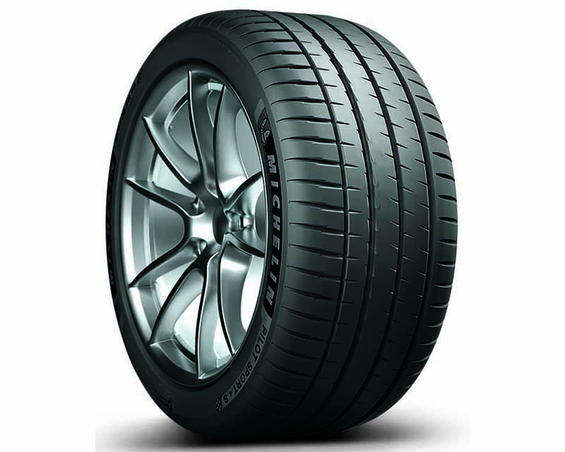 Michelin 79569 Pilot Sport 4 S 265/30ZR19/XL (XL PLY) 93Y Tire