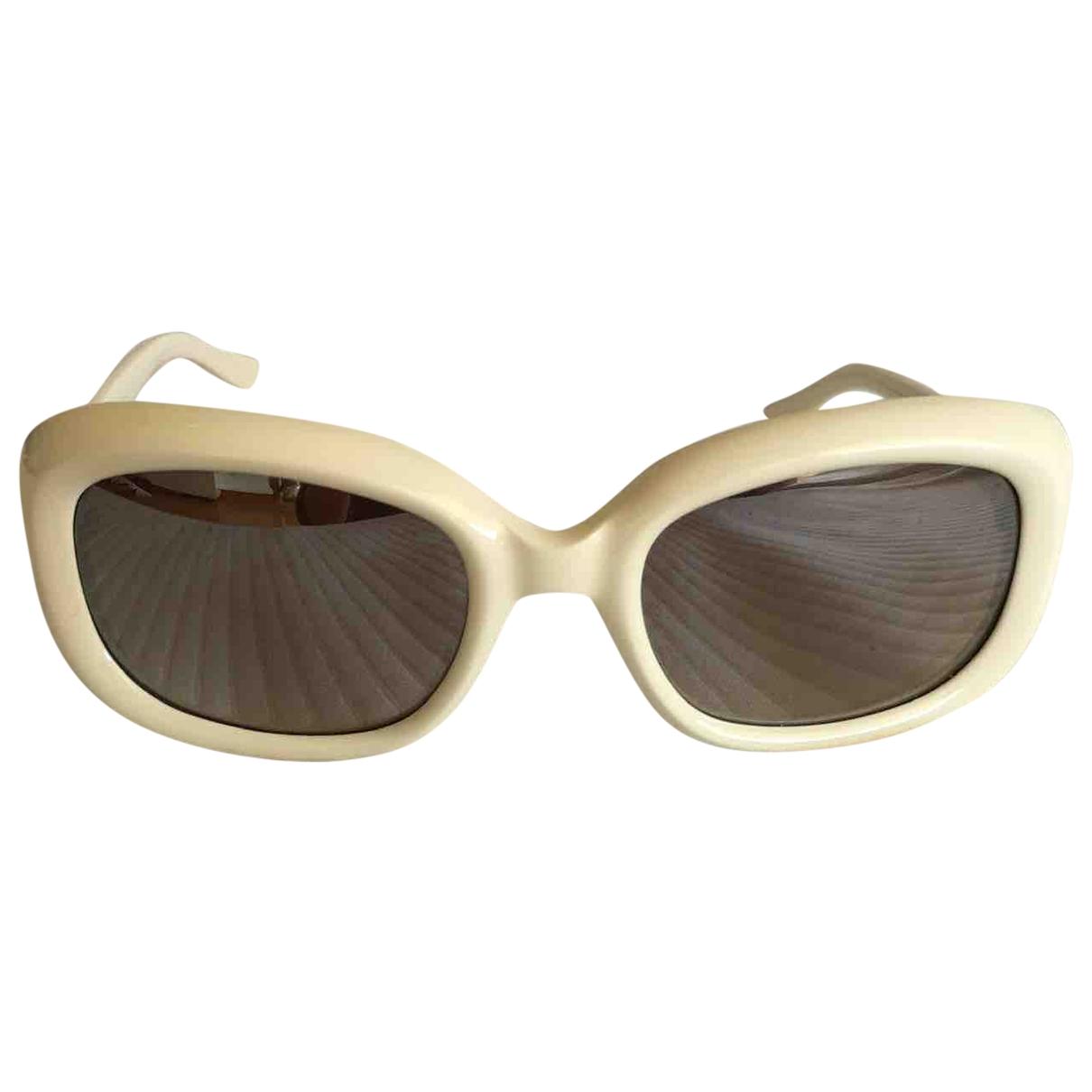 Dior \N Sonnenbrillen in  Beige Kunststoff