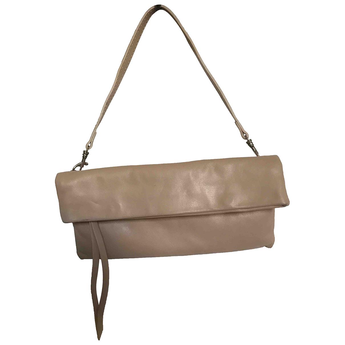 Gianni Chiarini \N Pink Leather Clutch bag for Women \N