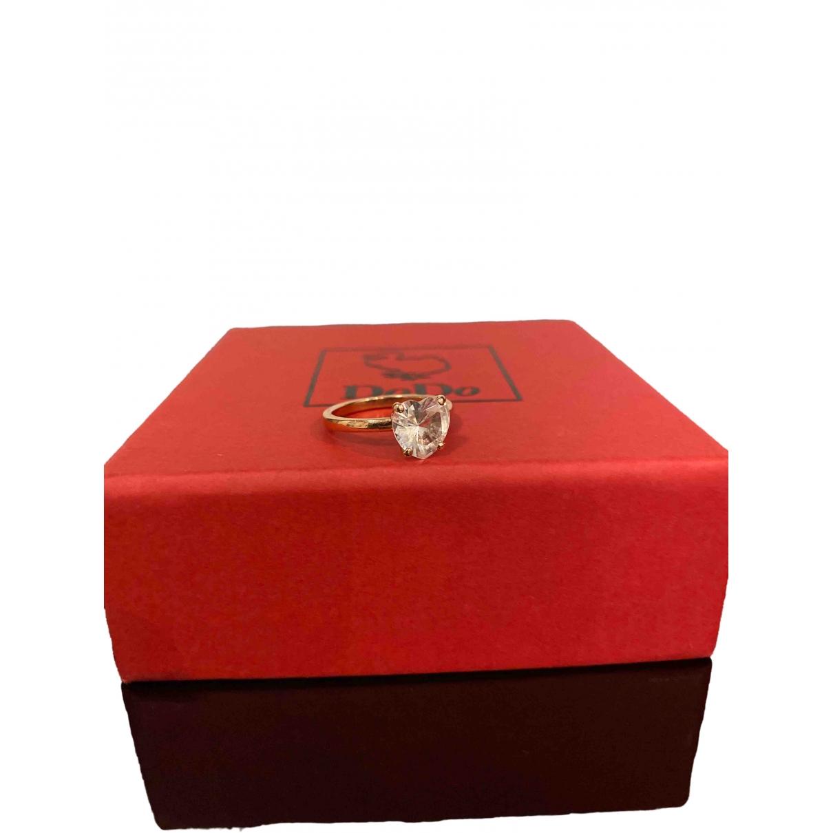 Dodo Pomellato \N Ring in  Weiss Rosegold