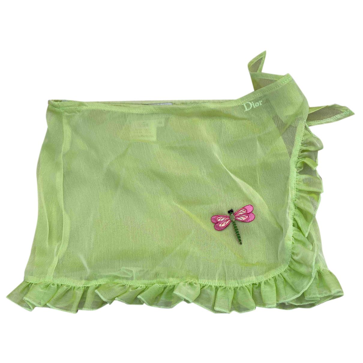 Dior - Jupe   pour enfant - vert