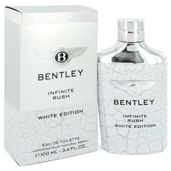 Bentley Infinite Rush White Edition - Bentley Eau de Toilette Spray 100 ml