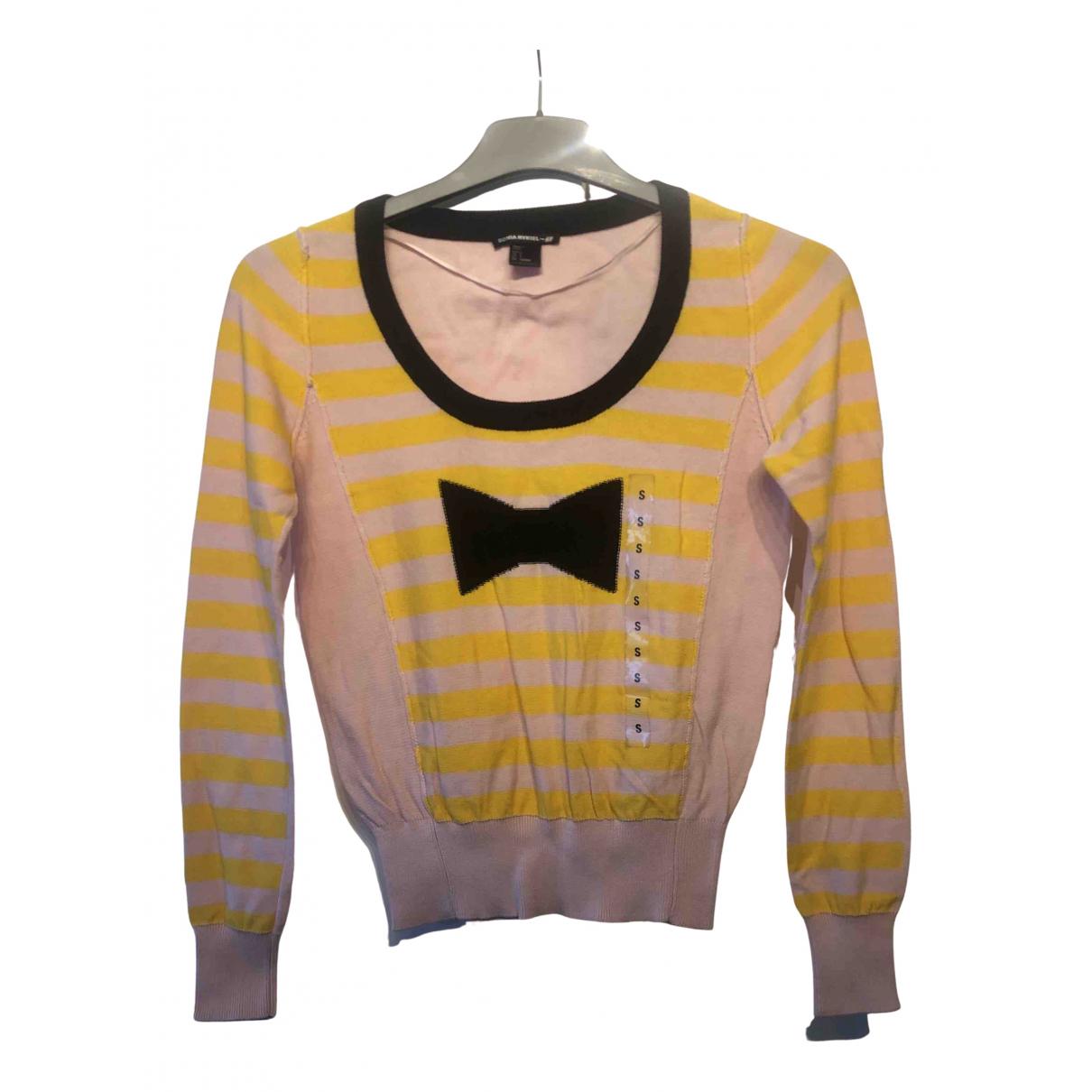 Sonia Rykiel Pour H&m N Multicolour Cotton Knitwear for Women S International