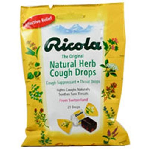 Cough Drops Original Herb 21 Drops by Ricola